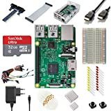 Vilros Raspberry Pi 3 Ultimate Starter Kit--EU Plug Edition