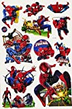 #5: 3d Spider Wall Stickers for Kids Room