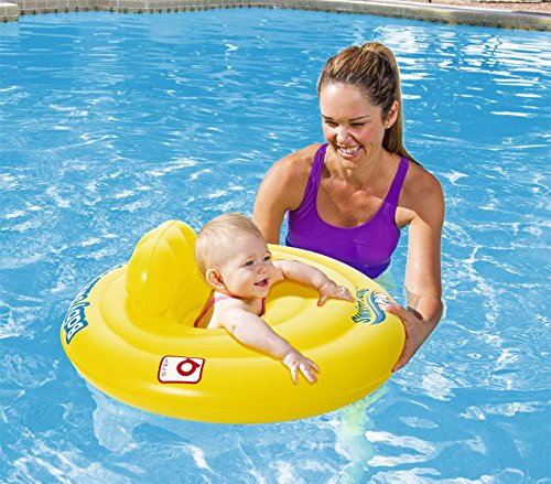 32096 Rosquilla inflable para bebés adaptado Bestway 69 cm