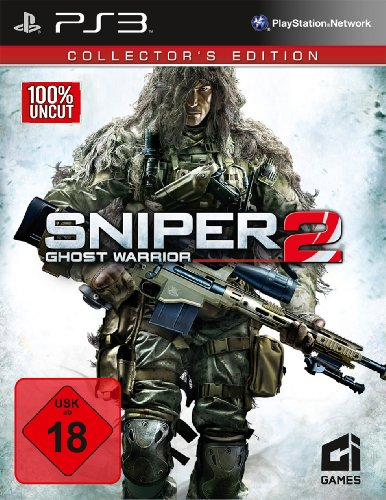 Sniper: Ghost Warrior 2 - Collector's Edition (2 Ghost Ps3 Sniper Warrior)