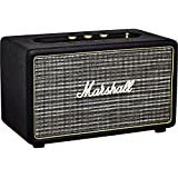 Marshall Acton II - Altavoz con cable, color negro