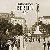 Historisches Berlin 2016: Broschürenkalender mit Ferienterminen