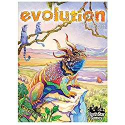North Star Games Evolution New Box Board Games