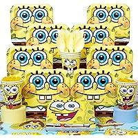 Spongebob Kit Deluxe per 8ospiti