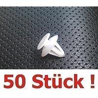 50x Clip für Türverkleidung Säulenverkleidung Verkleidung Corsa Astra Vectra Insignia A B C D F G H J OPC GTC