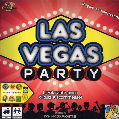 dV Giochi dvg9307 – Las Vegas Party
