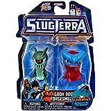 Slugterra Series 4 Goon Doc & Forgesmelter Exclusive Mini Figure 2-Pack (Jakks Pacific) by SLUGTERRA