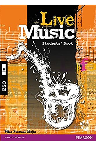 Live Music A Students' Book Pack