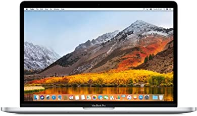 "Apple MacBook Pro, 13"", Intel Dual-Core i5 2,3 GHz, 256 GB SSD, 8 GB RAM, 2017, Silber"