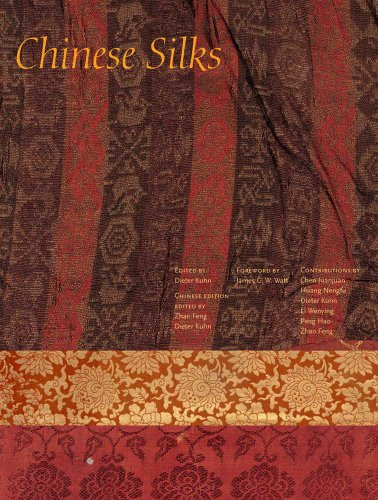 Chinese Silks (The Culture & Civilization of China)