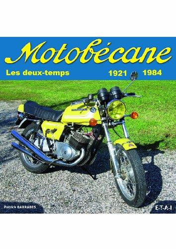 Motobécane : Les deux-temps 1921-1984