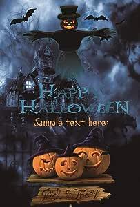 Aliyz 5x7ft Fotografie Hintergrund Halloween Party Kamera