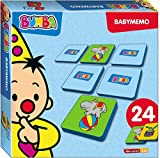 Bumba MEBU00001700 Spiel - Baby-Memory (in Holländisch)