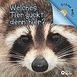 Welches Tier guckt denn hier? (Schau mal!): Tiergesichter erkennen und zuordnen
