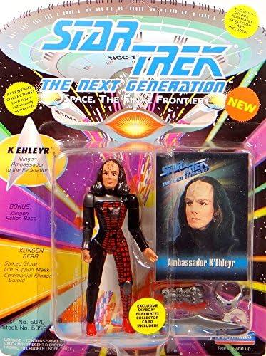 Ambassador K 'ehleyr 'ehleyr 'ehleyr – Figurine – Star Trek  ext Generation de Playmates | à Prix Réduits  d1537a