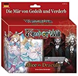 Force of Will - Grimm-Zyklus - Starterdeck - Alice vs Dracula - Deutsch