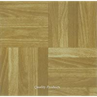 88 x piastrelle da pavimento in vinile, autoadesive, per cucina/bagno,