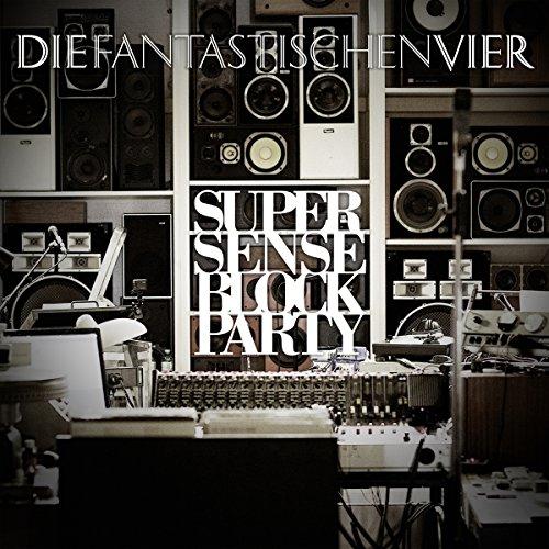 SUPERSENSE Block Party 12 Vinyl + 7 Vinyl + 10 Fotos aus der SUPERSENSE BLOCKPARTY Session [Vinyl LP] (Fantastische Vier 8)