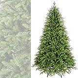 MACOShopde by MACO Möbel Künstlicher Weihnachtsbaum 180 cm hoch Spritzguss- Plastik Tannenbaum mit dicht 1780 Zweigen