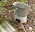 Canteen Cup Stand - Feldbecher Untersatz für US Feldflasche, aus Metall