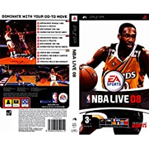 NBA Live 08 [import anglais]