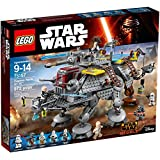 LEGO 75157 Star Wars Captain Rex's AT-TE Construction Set
