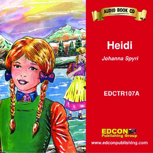 Heidi (Bring the Classics to Life: Level 1)