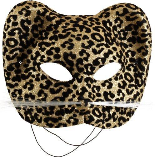Maske Leopard de Luxe - Luxe Leopard