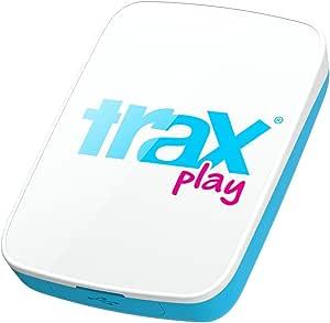 Trax Play Appareils de localisation GPS en Direct pour Les Enfants et Les Animaux domestiques