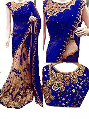 Vinayak Textile Latest Design Women\'s Party Wear Georgette Saree