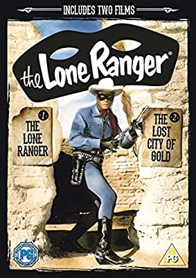 Lone Ranger/Lost City of Gold [DVD-AUDIO]