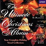 Ultimate Christmas Album [IMPORT] by Joan Sutherland (1995-10-10)