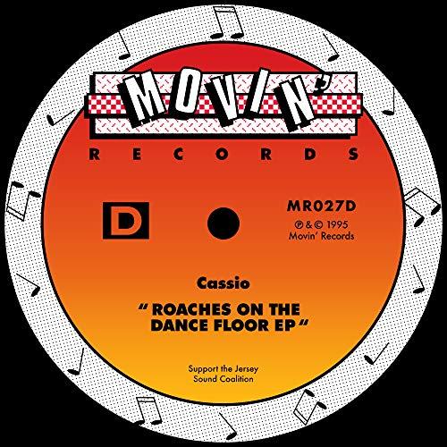 Roaches On The Dance Floor (The Bug Spray Mix) - Roach Spray