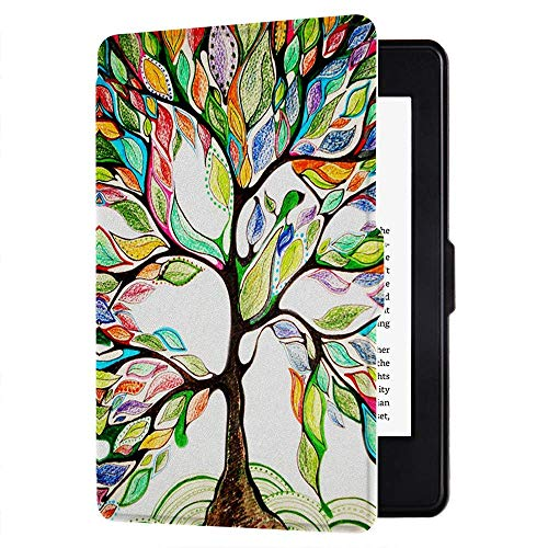 TREESTAR Kindle paperwhite2/3 Hülle Kindle paperwhite2/3 Shell mit Auto Sleep/Wake Funktion Amazon eReader Schutzhülle Cover Case Die dünnste und Leichteste Schutzhülle Tasche Size (Kindle Paperwhite2 Cover)