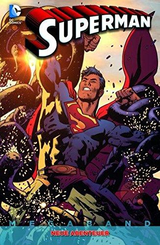 Superman: Megaband 1: Neue Abenteuer (Superman-comic-buch 1)