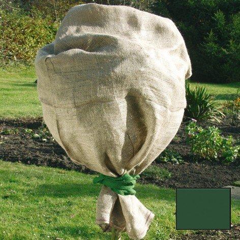 Star green tower sac en jute 100x110cm vert 141358