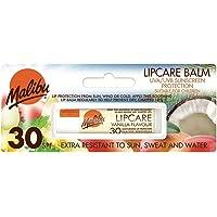 Malibu Lipbalm with SPF30, Vanilla 4 ml