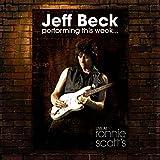 Jeff Beck: Performing This Week-Live At Ronnie Scotts (3LP) [Vinyl LP] (Vinyl)