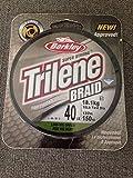 #6: Berkley Trilene Pro Grade Braid 150 Yd 40 lb Test Green Braided Fishing line