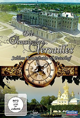 Die russischen Versailles - Schloss Konstantin & Peterhof