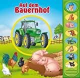 Auf dem Bauernhof - Vorlese-Geräuschebuch