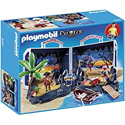 El cofre del Tesoro pirata, Playmobil.
