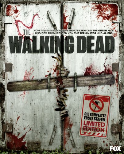 The Walking Dead - Die komplette erste Staffel (Limited Special Edition, 2 Discs) [Blu-ray] [Limited Edition]