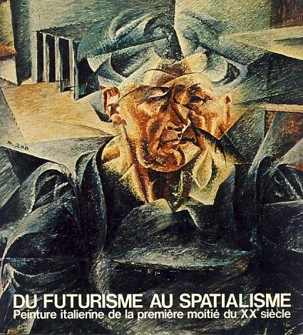 Du futurisme au spatialisme. Peinture italienne de la première moitié du XXe siècle.