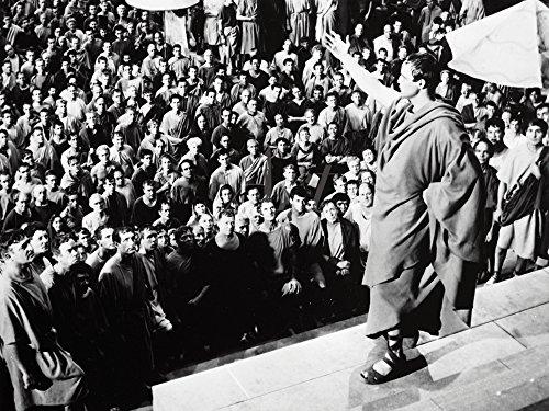 lder I Poster Kunstdruck Bilder 60 x 45 cm Film TV Stars Foto Schwarz Weiß D0AF Julius Caesar 1953 (Film/tv Star Kostüme)