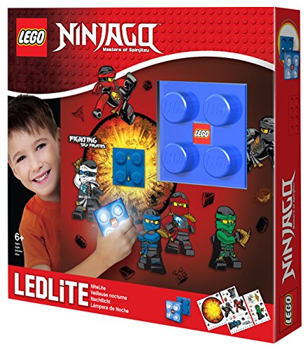 Lego Lights IQLGL-NI14 Ninjago Wall Light