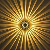 """Wandleuchte """"Cantoni"""" Aluminium Wandlampe mit tollen Effekten"""