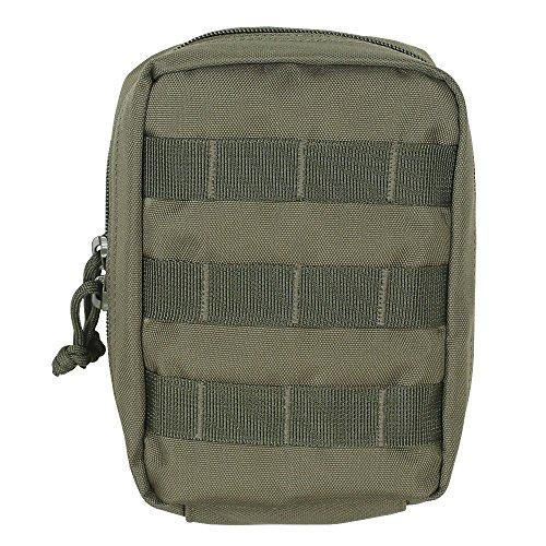 Voodoo Tactical Men 's EMT Pouch, Unisex, 20-7445004000, Braunoliv