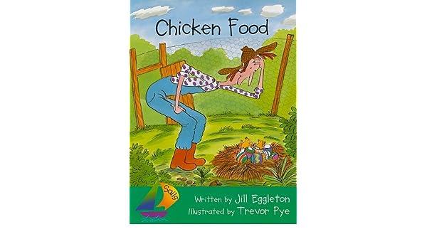 Chicken Food Sails Literacy Grade 2 Amazon Jill Eggleton