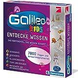 Galileo-Kids Das grosse Wissens-Quiz Entdecke Wissen ab 7 Jahren - Kinder Spiel Kartenspiel 7800 Fragen